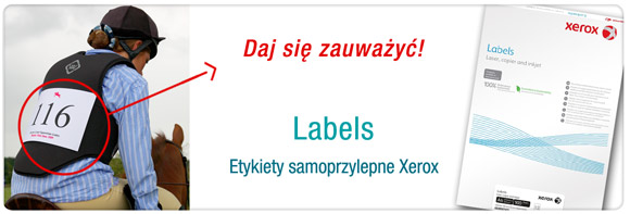 Etykiety somoprzylepne